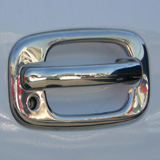 Stainless Steel Chrome Tailgate Handles